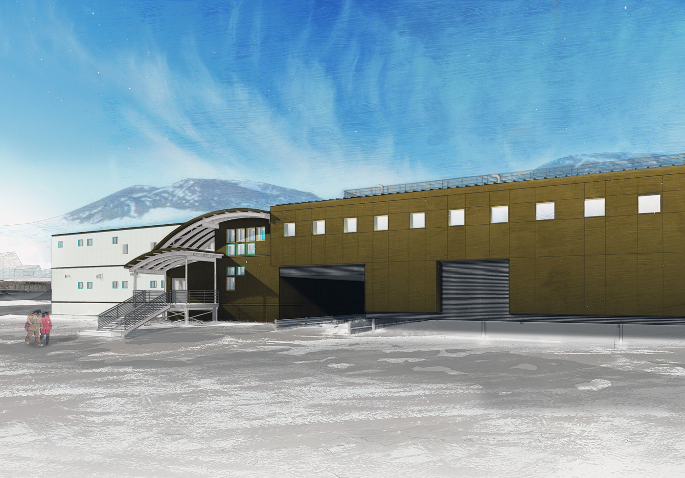 Construction Set to Begin on Primary IT&C Facility in McMurdo