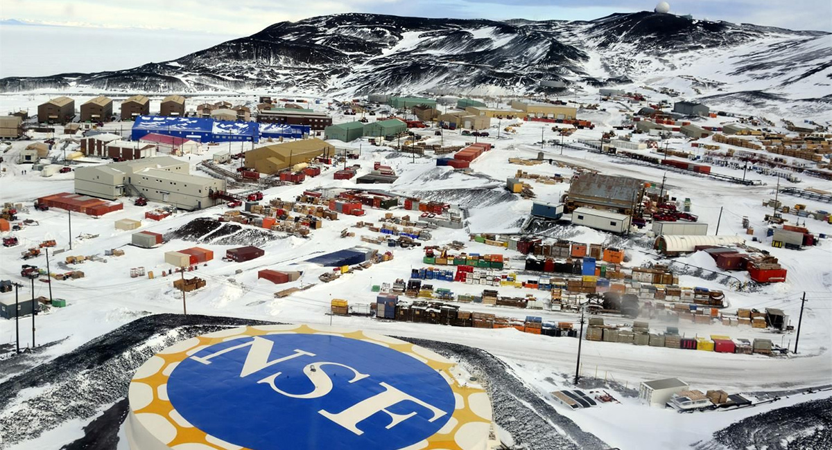 Modernization of NSF's Logistics Hub in Antarctica Ready to Move Forward