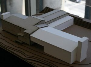 Conceptual model of Future IT&C Building