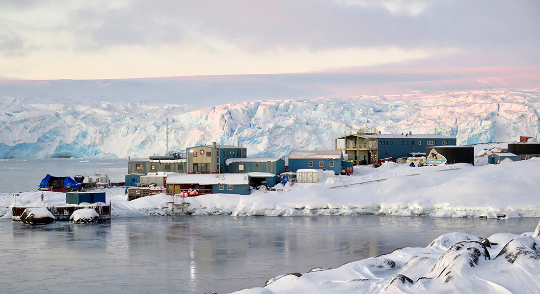 """Sources Sought"" for Replacement of Pier at Antarctica's Palmer Station"
